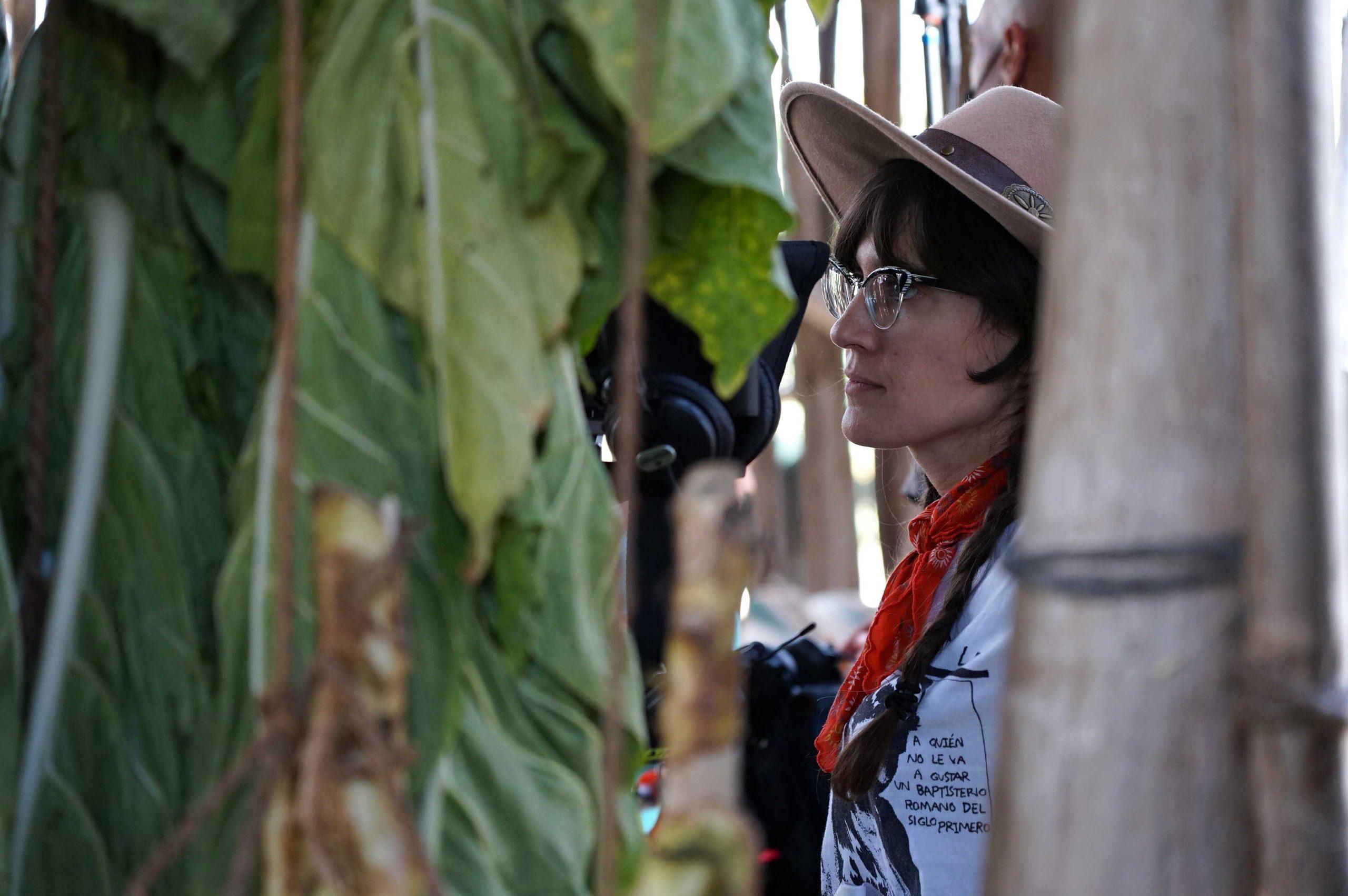 Rocío Mesa: «El paisaje de la Vega es la semilla de esta película, de ese elemento surgieron todos los demás»